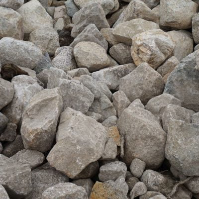 Bulk N.E. Fieldstone Round by South Shore Landscape Supply