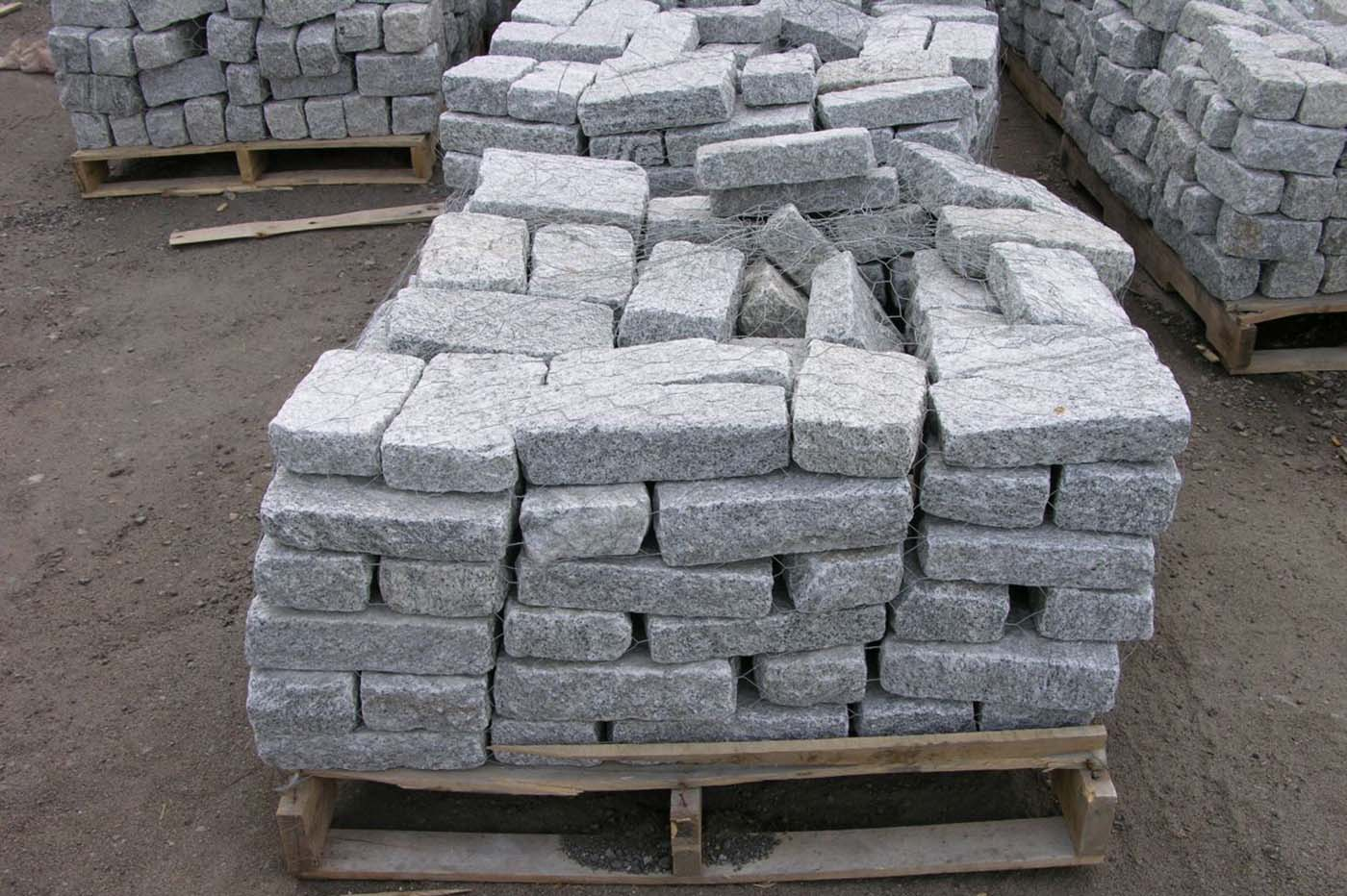 Granite Cobblestone Pavers : Buy cobblestone paver south shore landscape supply