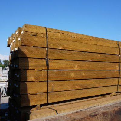 6x6x8  PT - 49/Bundle by South Shore Landscape Supply