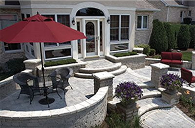 Manufactured Pavers & Walls